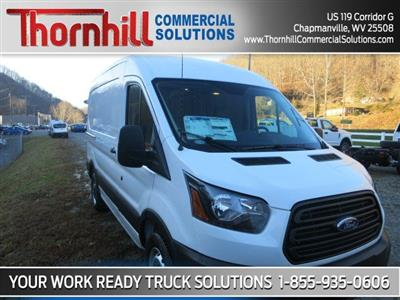 2019 Transit 250 Med Roof 4x2,  Empty Cargo Van #19F156 - photo 1