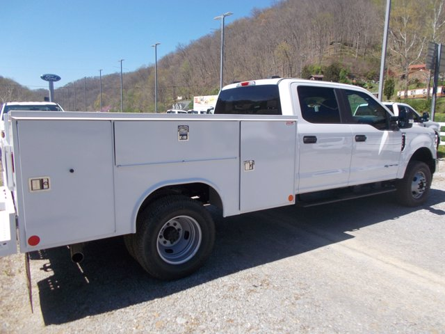 2020 Ford F-350 Crew Cab DRW 4x4, Reading Service Body #20F287 - photo 1
