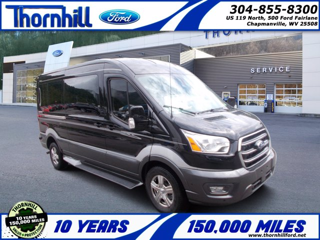 2020 Ford Transit 250 Med Roof AWD, Empty Cargo Van #20F592 - photo 1