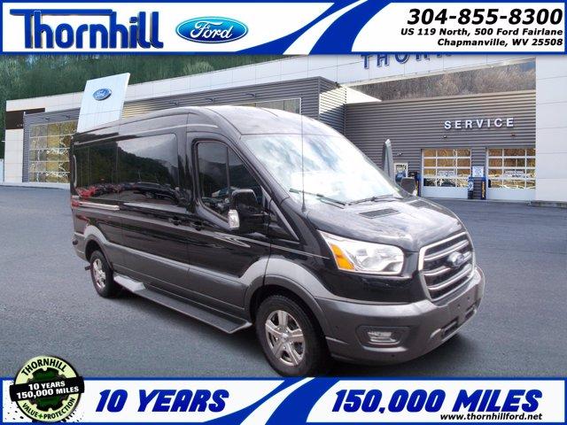 2020 Ford Transit 250 Med Roof 4x2, Sherrod Vans Passenger Wagon #20F593 - photo 1