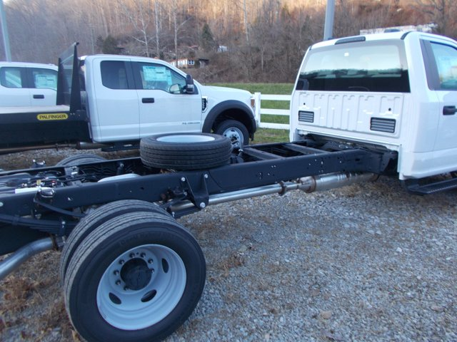 2020 Ford F-550 Regular Cab DRW 4x4, Cab Chassis #20F672 - photo 1