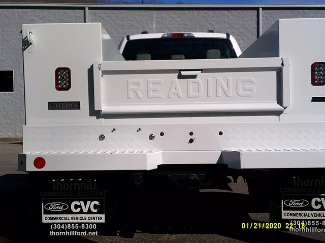 2021 Ford F-350 Crew Cab DRW 4x4, Reading Service Body #21F078 - photo 1