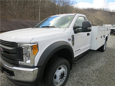 2017 F-450 Regular Cab DRW 4x4, Service Body #7F0272 - photo 1