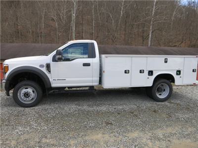 2017 F-450 Regular Cab DRW 4x4, Service Body #7F0272 - photo 5