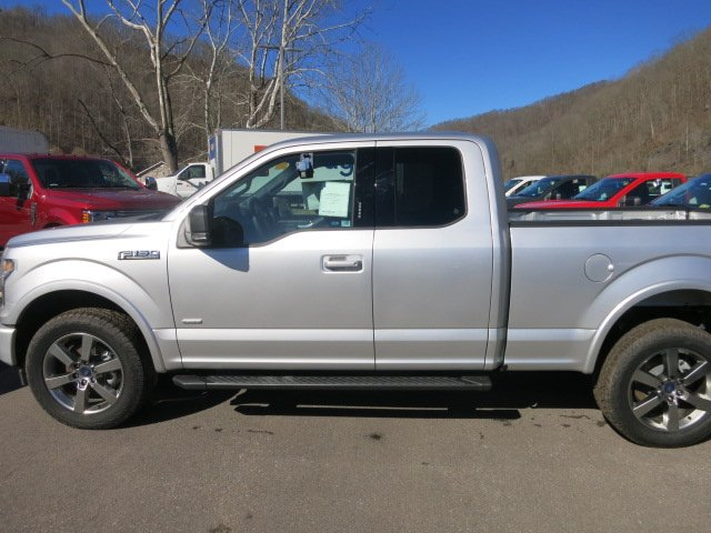 2017 F-150 Super Cab 4x4 Pickup #7F0314 - photo 6