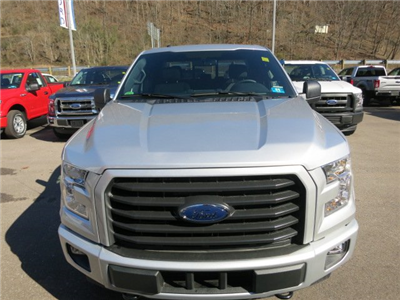 2017 F-150 Super Cab 4x4 Pickup #7F0314 - photo 3