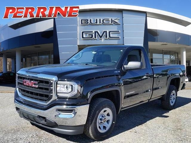 new 2017 gmc sierra 1500 regular cab pickup for sale in cranbury nj. Black Bedroom Furniture Sets. Home Design Ideas
