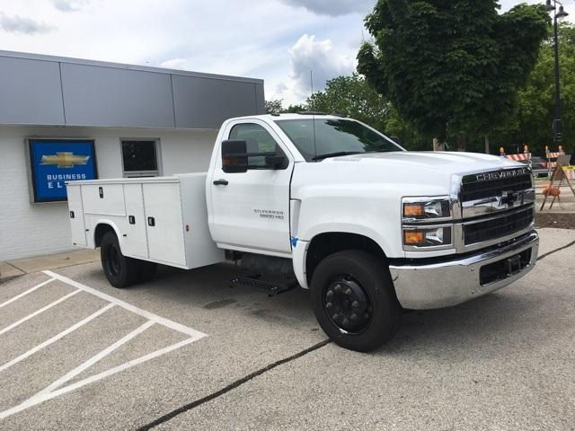 2019 Chevrolet Silverado Medium Duty Regular Cab DRW RWD, Knapheide Steel Service Body #191591 - photo 1