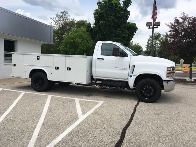 2019 Chevrolet Silverado Medium Duty Regular Cab DRW RWD, Knapheide Steel Service Body #191591 - photo 3