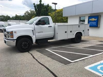 2019 Chevrolet Silverado Medium Duty Regular Cab DRW RWD, Knapheide Steel Service Body #191591 - photo 5