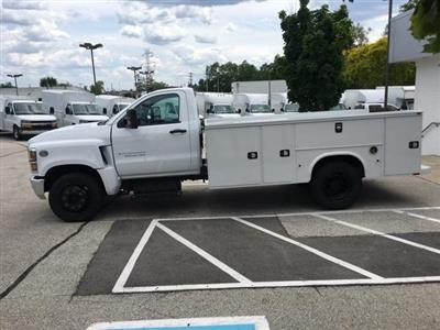 2019 Chevrolet Silverado Medium Duty Regular Cab DRW RWD, Knapheide Steel Service Body #191591 - photo 6