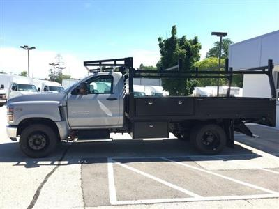 2019 Silverado Medium Duty Regular Cab DRW 4x2, Monroe Contractor Body #191696 - photo 7