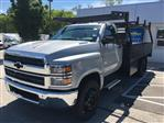 2019 Silverado Medium Duty DRW 4x2,  Contractor Body #191696 - photo 1