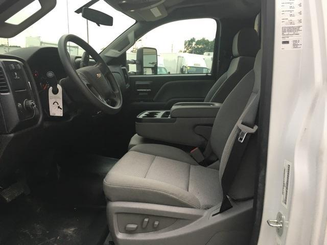 2019 Silverado Medium Duty Regular Cab DRW 4x2, Monroe Work-A-Hauler II Platform Body #191753 - photo 14