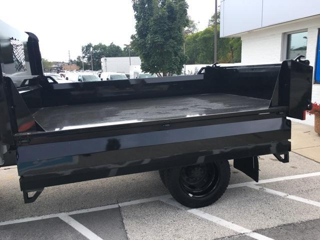 2019 Silverado Medium Duty Regular Cab DRW 4x4,  Knapheide Drop Side Dump Body #191882 - photo 10