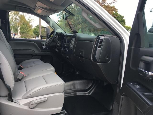 2019 Silverado Medium Duty Regular Cab DRW 4x4,  Knapheide Drop Side Dump Body #191882 - photo 16