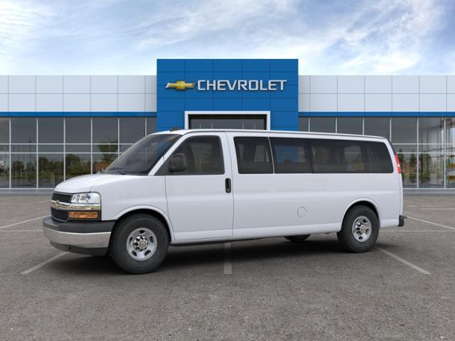 2020 Chevrolet Express 3500 RWD, Passenger Wagon #201654 - photo 3