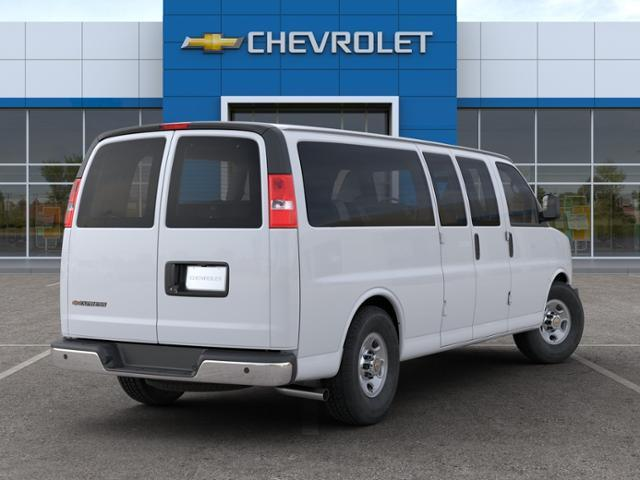 2020 Chevrolet Express 3500 RWD, Passenger Wagon #201654 - photo 2