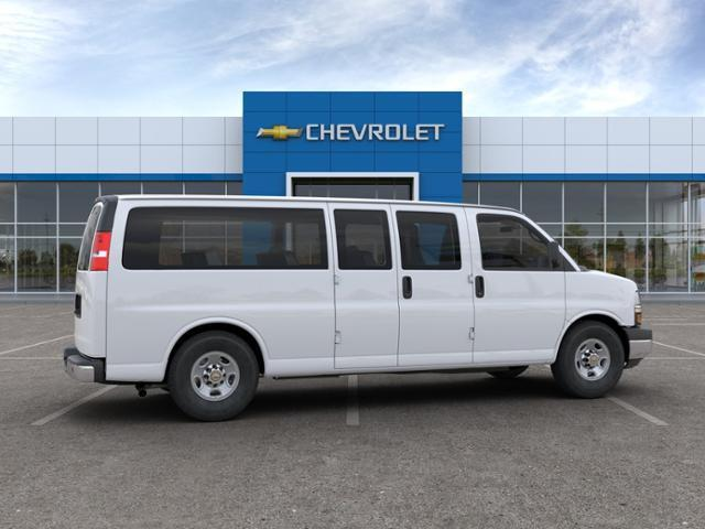 2020 Chevrolet Express 3500 RWD, Passenger Wagon #201654 - photo 5