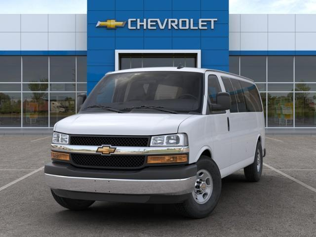2020 Chevrolet Express 3500 RWD, Passenger Wagon #201654 - photo 6