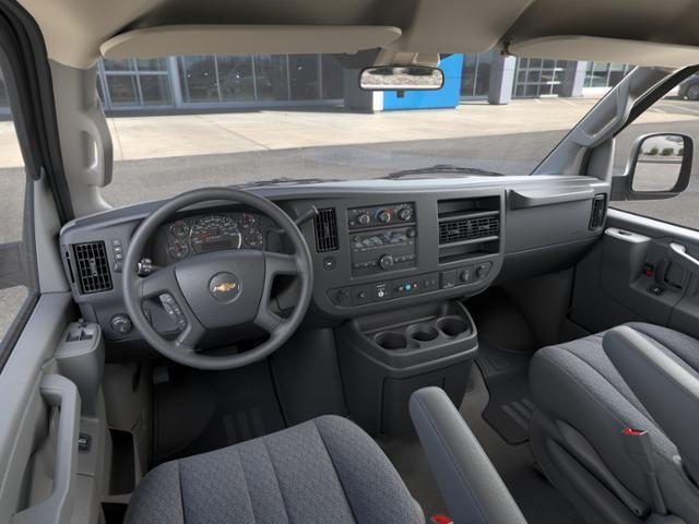 2020 Chevrolet Express 3500 RWD, Passenger Wagon #201654 - photo 10