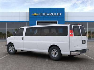 2020 Chevrolet Express 3500 RWD, Passenger Wagon #201654 - photo 4