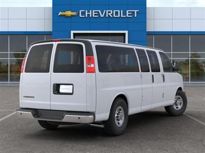 2020 Chevrolet Express 3500 RWD, Passenger Wagon #201654 - photo 2