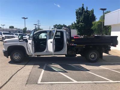 2020 Chevrolet Silverado 3500 Crew Cab DRW 4x4, Monroe MTE-Zee Dump Body #201712 - photo 8