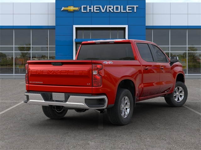 2020 Chevrolet Silverado 1500 Crew Cab 4x4, Pickup #201744 - photo 2