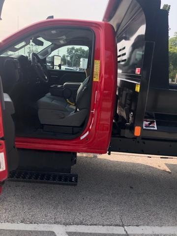 2020 Chevrolet Silverado Medium Duty Regular Cab DRW RWD, Monroe MTE-Zee Dump Body #201748 - photo 7