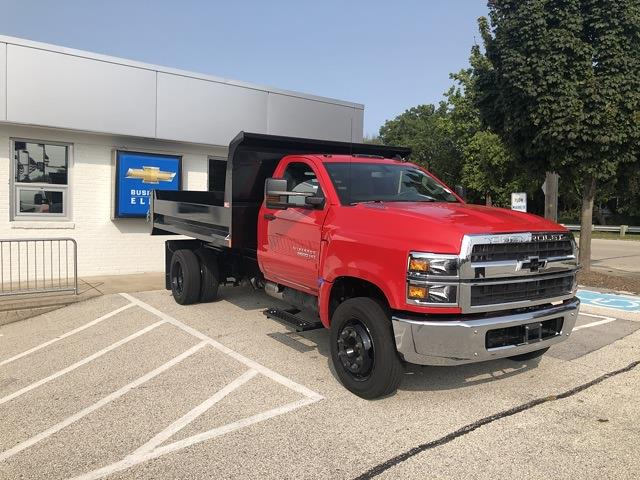 2020 Chevrolet Silverado 4500 Regular Cab DRW 4x2, Monroe Dump Body #201748 - photo 1