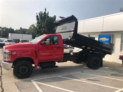2020 Chevrolet Silverado Medium Duty Regular Cab DRW RWD, Monroe MTE-Zee Dump Body #201748 - photo 6