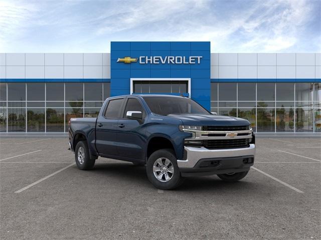 2020 Chevrolet Silverado 1500 Crew Cab 4x4, Pickup #201855 - photo 1