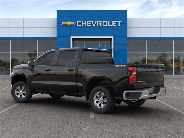 2020 Chevrolet Silverado 1500 Crew Cab 4x4, Pickup #201870 - photo 4