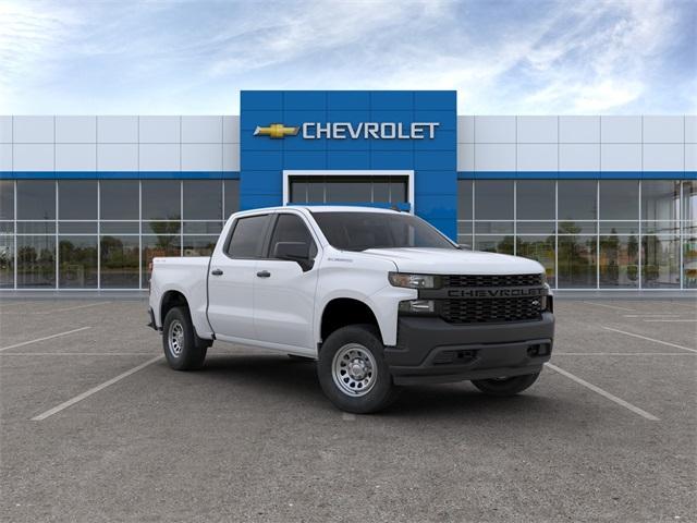2020 Chevrolet Silverado 1500 Crew Cab 4x4, Pickup #201892 - photo 1