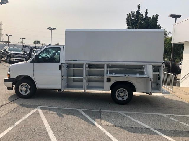 2020 Chevrolet Express 3500 RWD, Reading Aluminum CSV Service Utility Van #202014 - photo 7