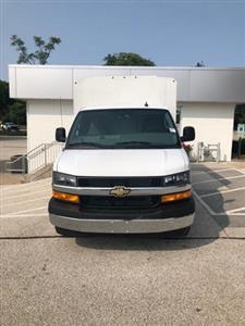 2020 Chevrolet Express 3500 RWD, Reading Aluminum CSV Service Utility Van #202014 - photo 3