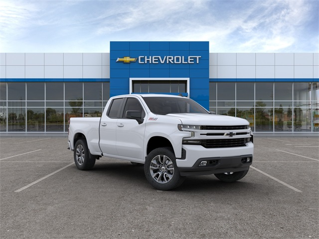2020 Chevrolet Silverado 1500 Double Cab 4x4, Pickup #202021 - photo 1