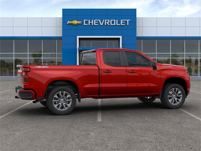 2020 Chevrolet Silverado 1500 Double Cab 4x4, Pickup #202024 - photo 5