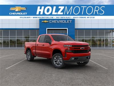 2020 Chevrolet Silverado 1500 Double Cab 4x4, Pickup #202024 - photo 1