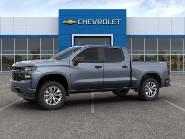 2020 Chevrolet Silverado 1500 Crew Cab 4x4, Pickup #202033 - photo 18