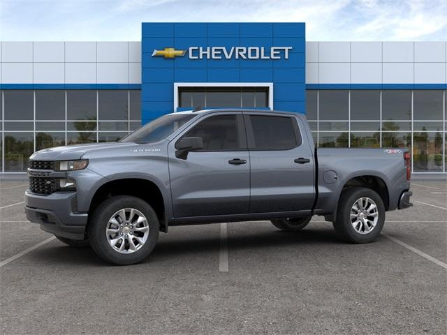 2020 Chevrolet Silverado 1500 Crew Cab 4x4, Pickup #202033 - photo 3