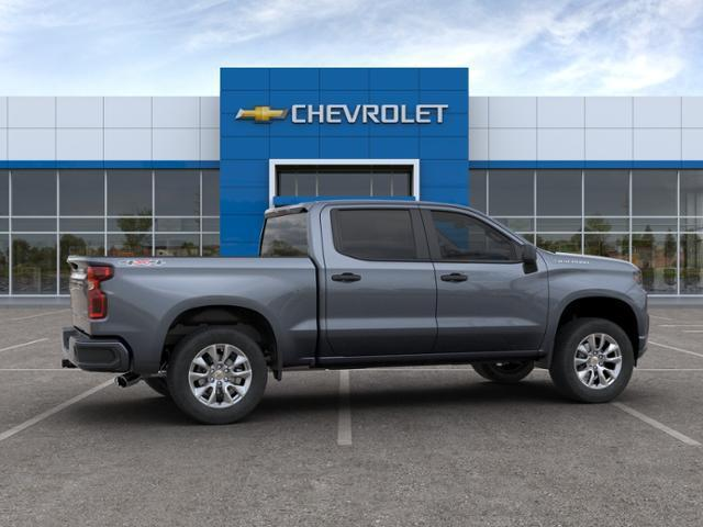 2020 Chevrolet Silverado 1500 Crew Cab 4x4, Pickup #202033 - photo 20