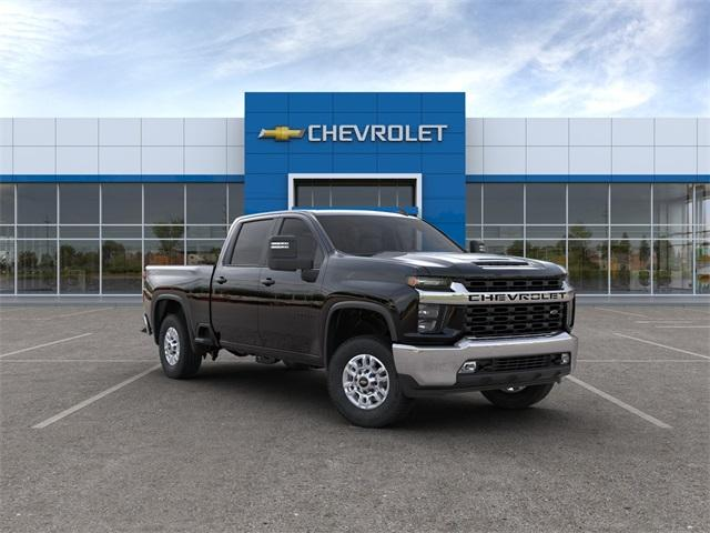 2020 Chevrolet Silverado 2500 Crew Cab 4x4, Pickup #202045 - photo 1
