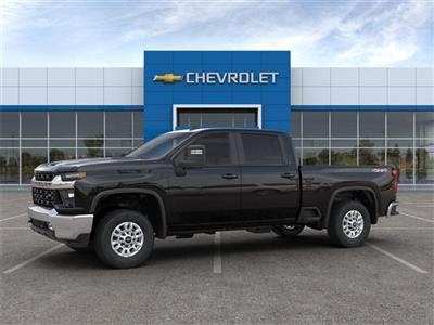 2020 Chevrolet Silverado 2500 Crew Cab 4x4, Pickup #202045 - photo 3