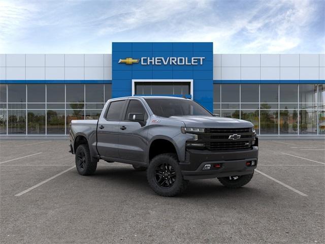 2020 Chevrolet Silverado 1500 Crew Cab 4x4, Pickup #202057 - photo 1