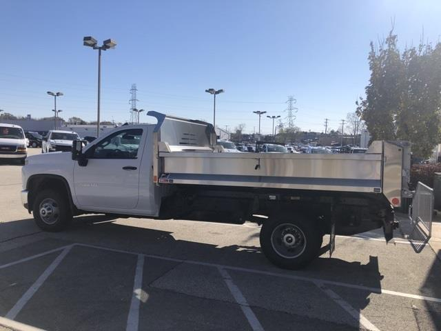 2020 Chevrolet Silverado 3500 Regular Cab DRW 4x4, Dump Body #202226 - photo 1