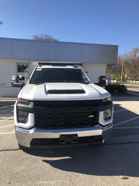 2020 Chevrolet Silverado 3500 Regular Cab DRW 4x4, Dump Body #202226 - photo 3