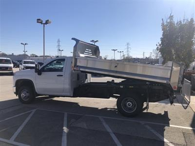2020 Chevrolet Silverado 3500 Regular Cab DRW 4x4, Dump Body #202226 - photo 9