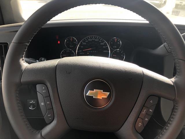2020 Chevrolet Express 3500 4x2, Rockport Cargoport Cutaway Van #202254 - photo 14
